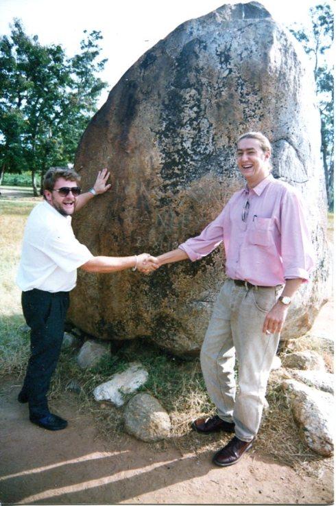Paul in Burundi 1