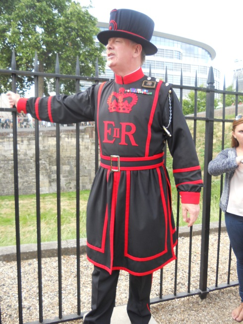 Q: Where did Beefeaters get their name? A: Nobody knows (straight from the horse's mouth)
