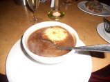 French Onion Soup, not made in Belgium